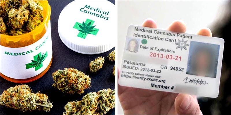 Medical Marijuana Card