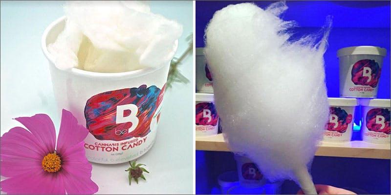 cotton candy edibles