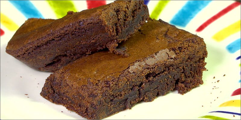Easy-Peasy Pot Brownies
