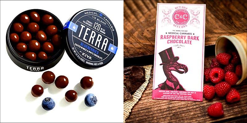 Cannabis Chocolates