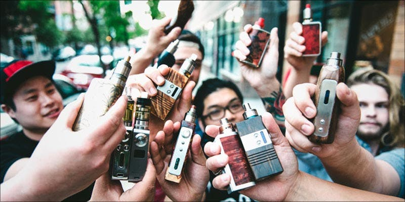 10 Reasons Everyone 6 10 Reasons Everyone Should Try Vaping At Least Once