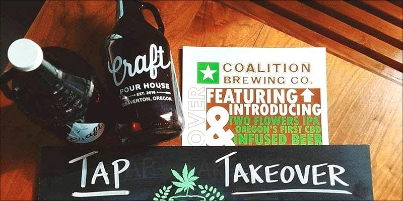 6 Cannabis Beers 2 6 Cannabis Beers You Can Drink to Celebrate National Beer Day