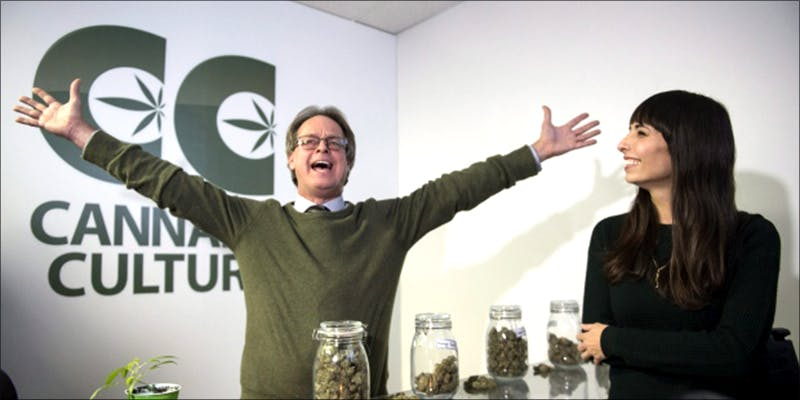 Cannabis Culture Stores 1 The First Cannabis Exchange Traded Fund Is Ready For Investors