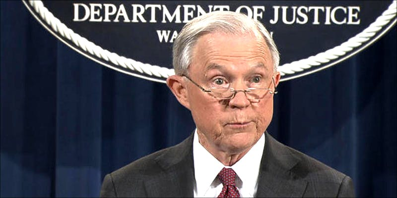Jeff Sessions Says 2 Heres What 81 Pounds Of Seized Weed Looks Like