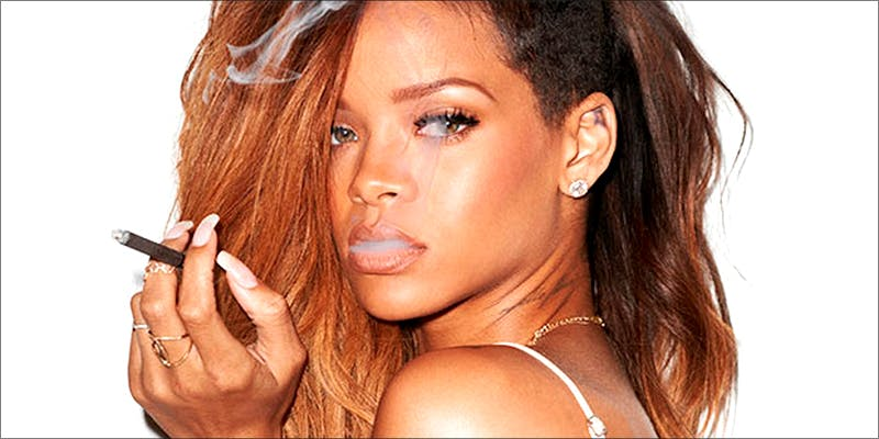 Rihannas Love Affair hero 5 Surprising Stats: Colorado's Marijuana Industry