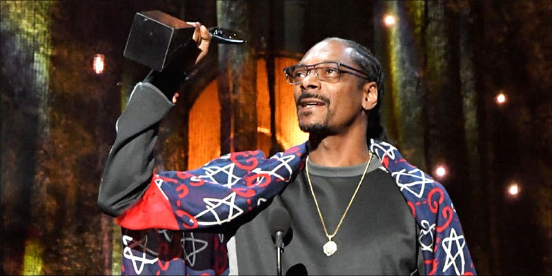 Snoop Dogg Inducts 1 10 Best Indica Strains To Round Off Your 420 Celebrations