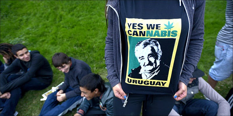 Uruguay To Sell 1 Uruguay Just Announced Plans to Sell Cannabis Over the Counter