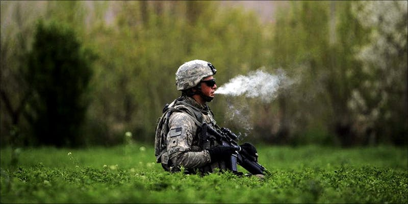 Veterans Up In hero 7 Things That may Happen the First Time you Smoke Weed