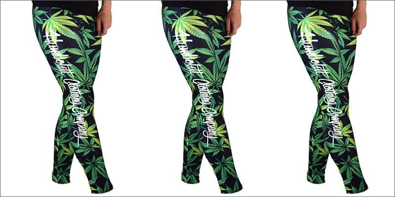 leggings 7 New Ways Cannabis Will Dominate Your Wellness Regime