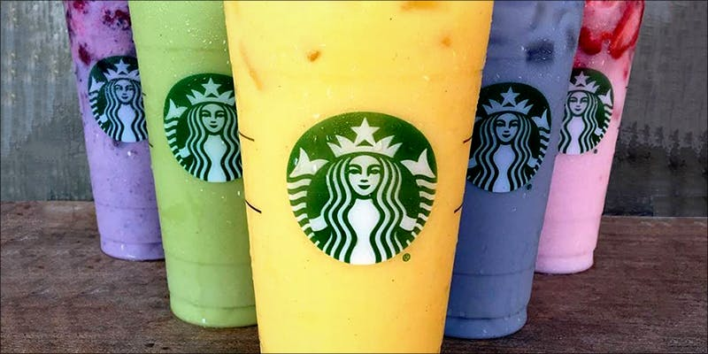 Secret Starbucks Drinks