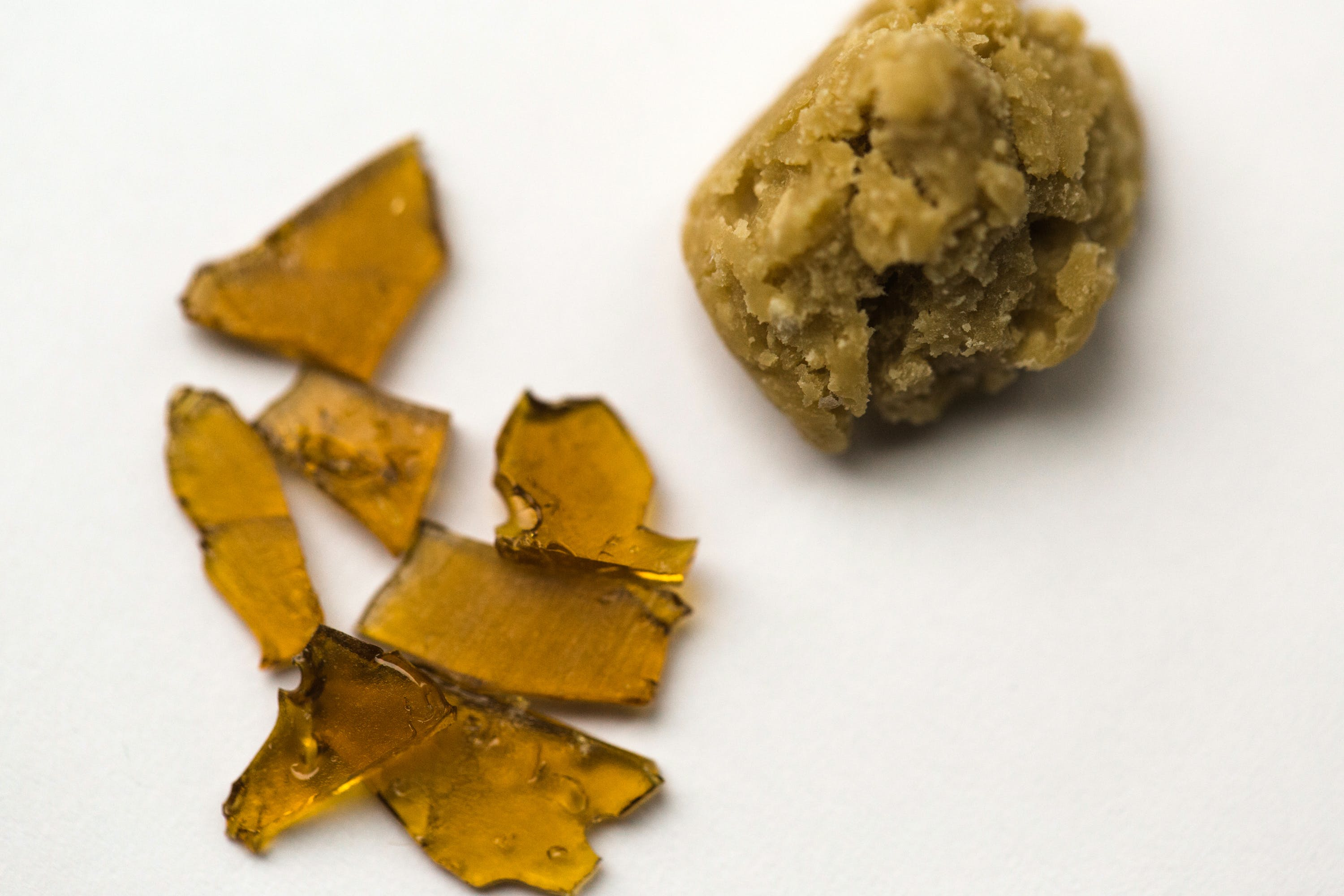 what is shatter 1 3 Cannabis Concentrates 101: Explore Shatter, Budder and More
