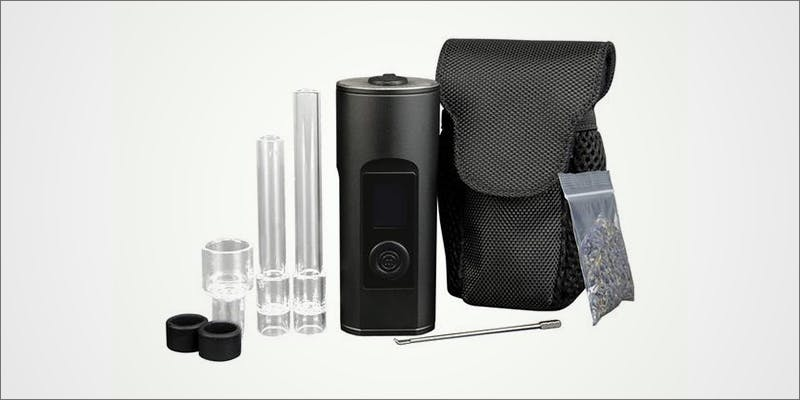 Arizer Solo II 1 7 Things That may Happen the First Time you Smoke Weed
