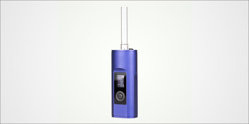 Arizer Solo II 2 7 Things That may Happen the First Time you Smoke Weed