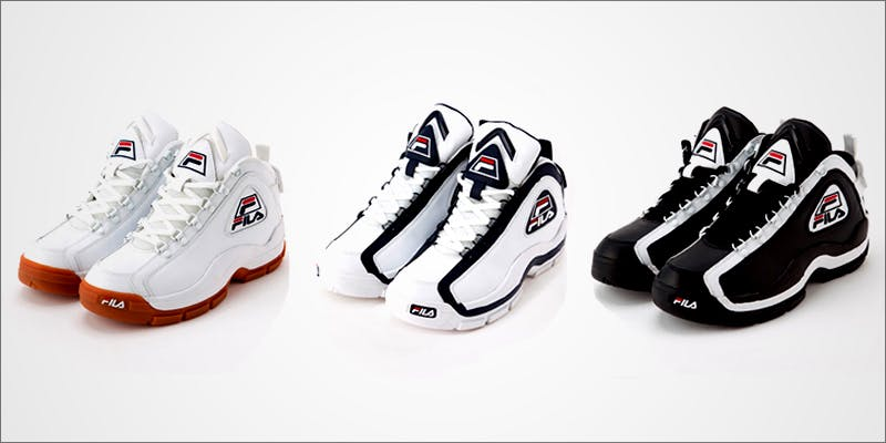 Fila Is ReReleasing 2 7 Things That may Happen the First Time you Smoke Weed
