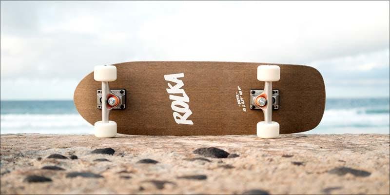 Hemp Skateboards