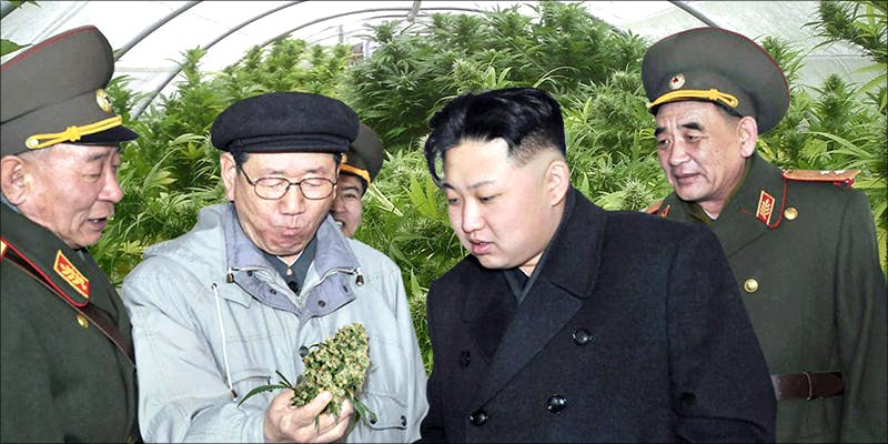 North Korea Has 1 6 Totally Relatable Things If You Spend More Than $30 Weekly On Weed