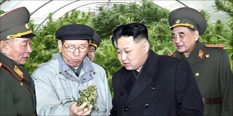 North Korea Has 1 5 Ways Cloudious9 Inc's Hydrology9 Vape Will Get You To Cloud 9
