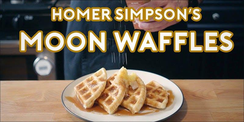 Moon Waffles