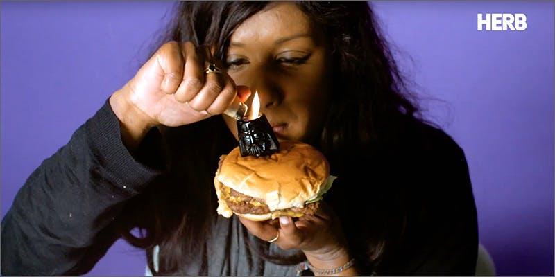 burger pipe