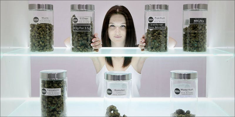 10 Best Dispensaries 1 Stressed? A Little Weed Goes A Long Way, According to New Study