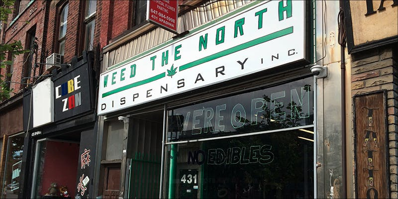 10 Best Dispensaries 9 Police Still Enforcing Canna Clinic Crackdowns Across Canada