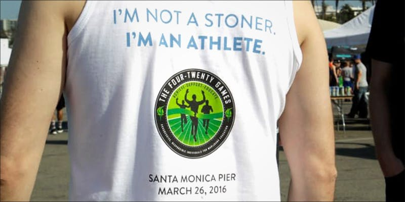 These Athletes Use 3 Marijuana Moms Are Sick Of Being Judged By Alcohol Drinkers