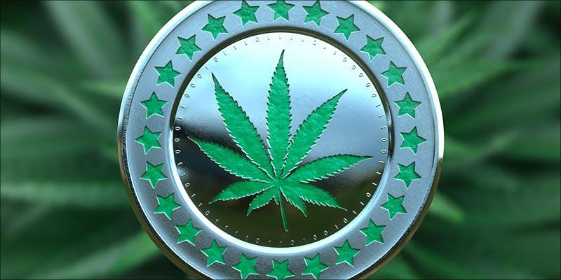 Medical Cannabis Coins