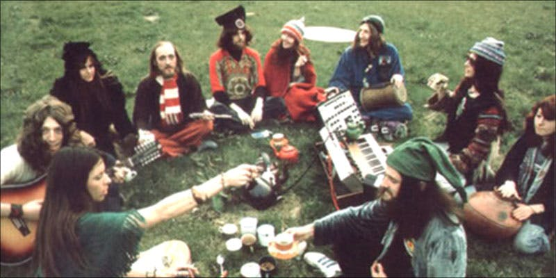 10 Things Youll 1 10 Things Youll Understand If You Smoked Grass In The Hippie Days