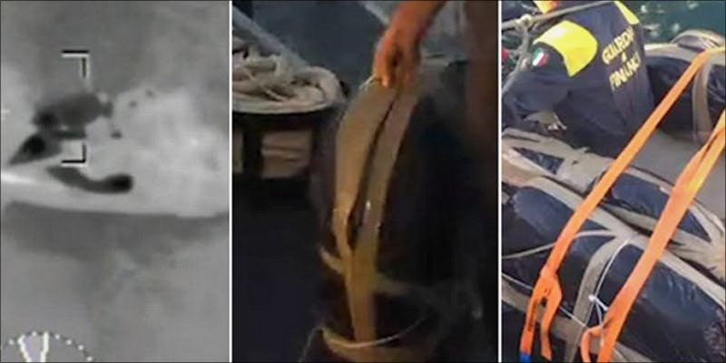 Drug Smugglers Abandon 3 Which Method Is Most Effective: Big Bong Rips Or Small Hits?
