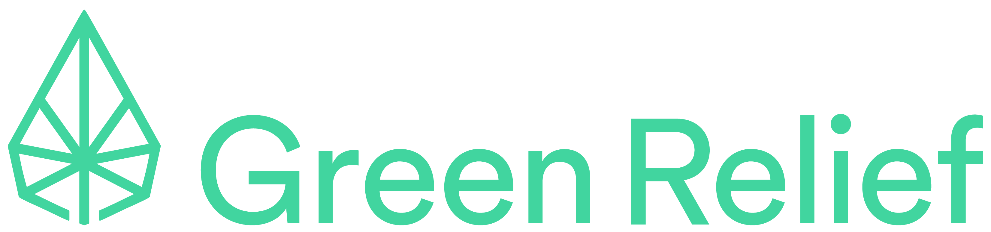 GreenRelief Logo RGB Horizontal Light Bongs VS Pipes: Which Is The Best Option For New Smokers?