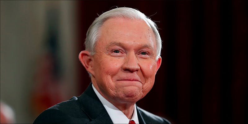 Jeff Sessions Anti 3 Medical Patients Are Fighting Back Against Workplace Drug Tests