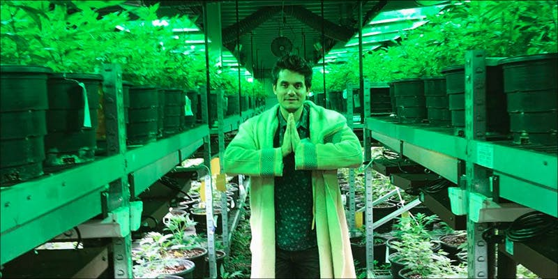 John Mayer Smokes 1 Why John Mayer Is Choosing Cannabis Life Over Alcohol