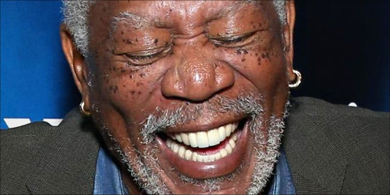 Morgan Freeman Wants 3 Believe It Or Not, Cannabis Prohibition Just Celebrated Its 80th Birthday