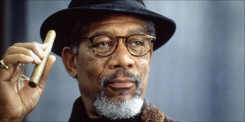 Morgan Freeman Wants 4 Believe It Or Not, Cannabis Prohibition Just Celebrated Its 80th Birthday