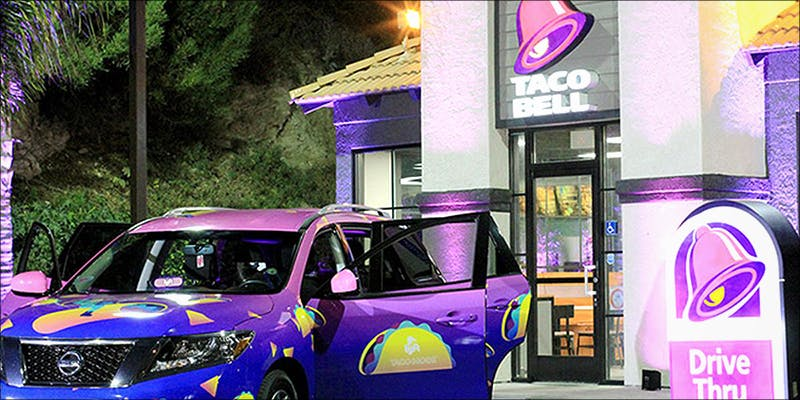 Taco Bell And Lyft 1 8 Pot Products All 90s Babies Need In Their Lives