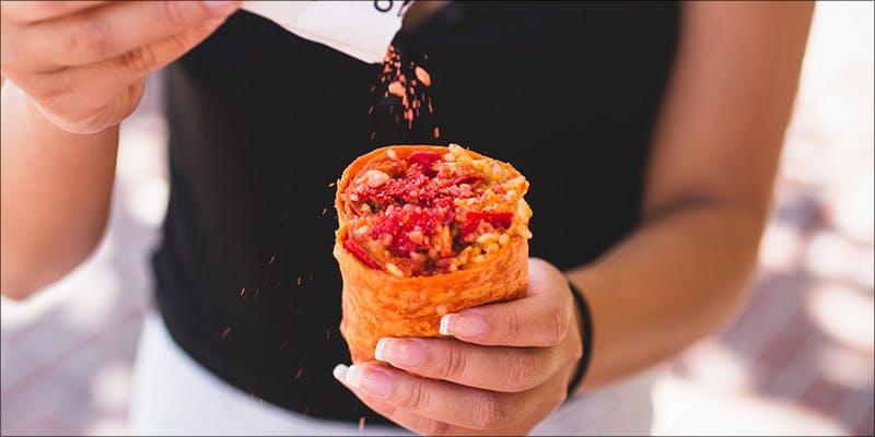 Firecracker Burrito