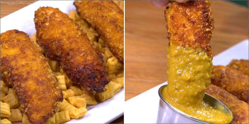 Crunch Chicken Tenders