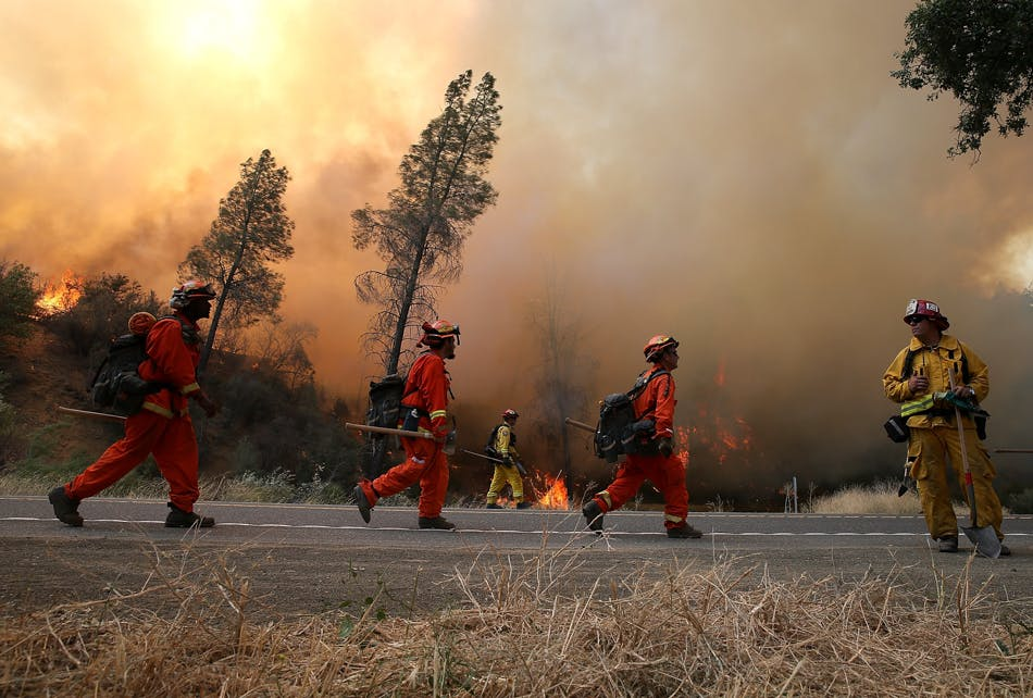 California Fire Fighters 3 of 3 These Bible Belt Christians Believe That Weed Is God's Perfect Medicine