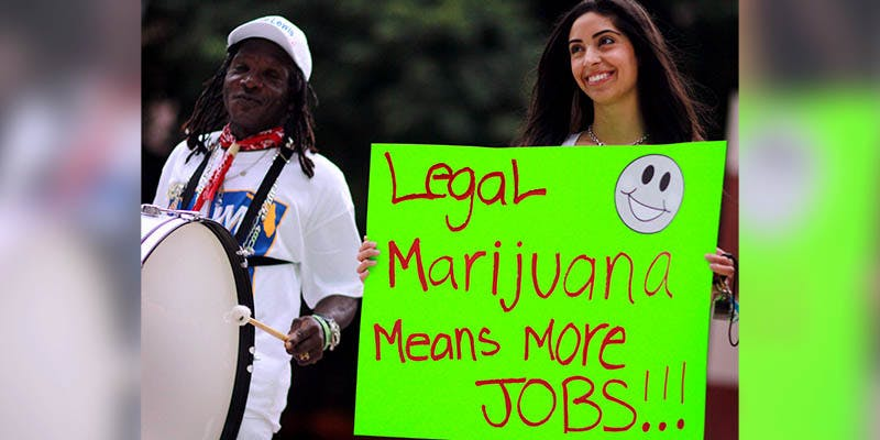 Cannabis Jobs Count 9 New Report Reveals 150,000 Americans Now Work in the Cannabis Industry