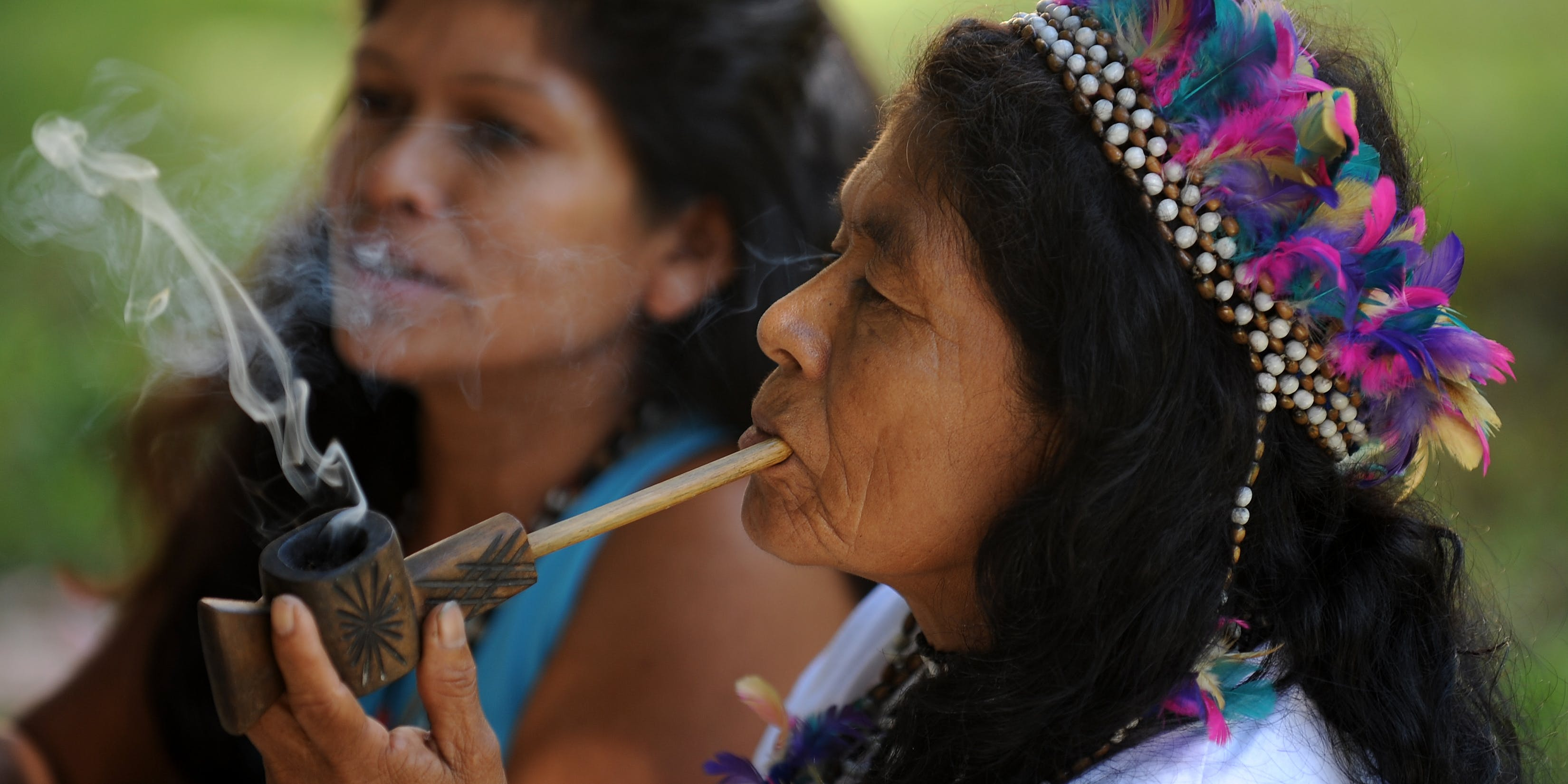 First Nations communities are debating getting involved in weed