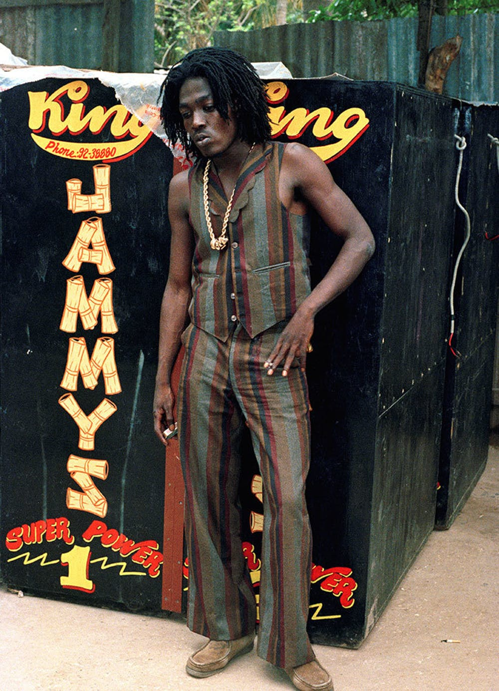 First hand look at the 1980s Jamaican Dance Hall scene 6 of 15 Grab your weed, grab your snacks, theres going to be a Lord Of The Rings TV series