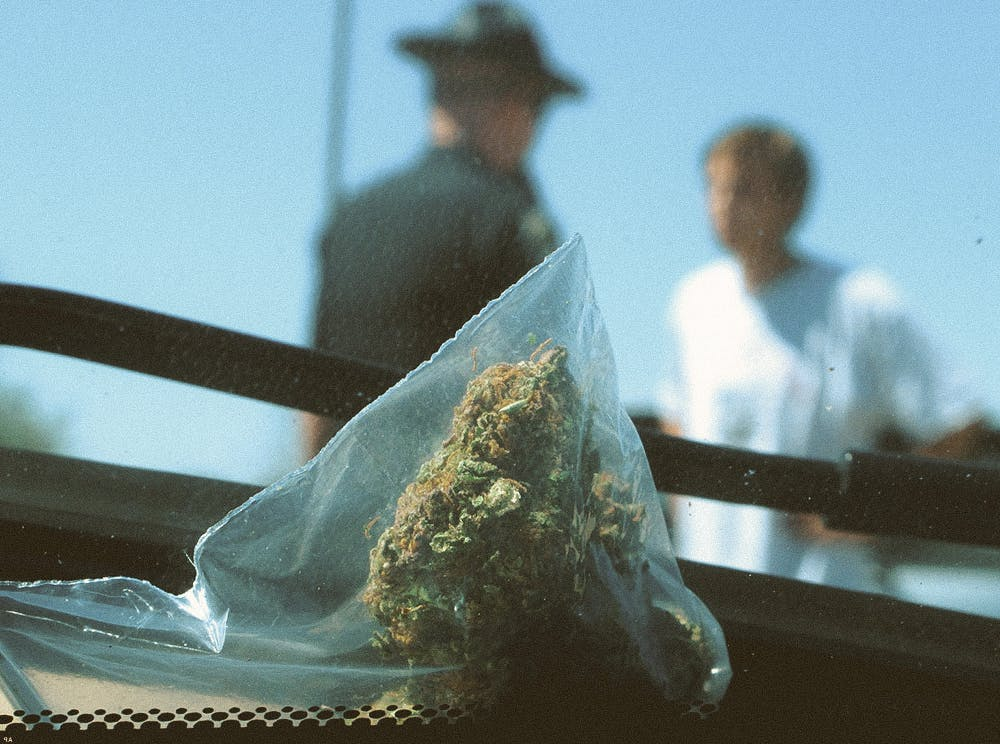 How Long Until Cops Can Test For Weed At a Traffic Stop  These Bible Belt Christians Believe That Weed Is God's Perfect Medicine