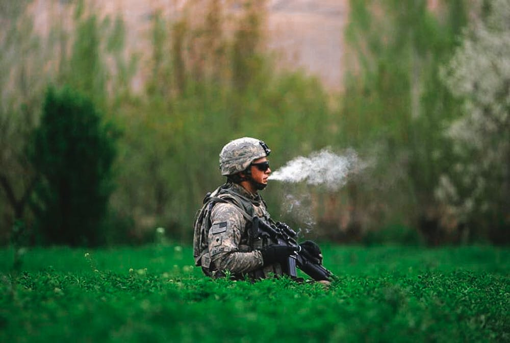 Meet The Veteran Who Left The Marines to Start The Amazon of Weed  These Bible Belt Christians Believe That Weed Is God's Perfect Medicine