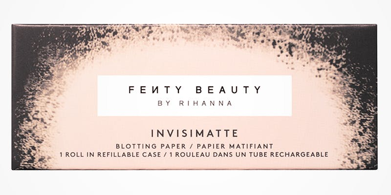 People Say Rihannas 2 Can Rihannas Fenty Beauty Blotting Sheets Double As Rolling Papers?