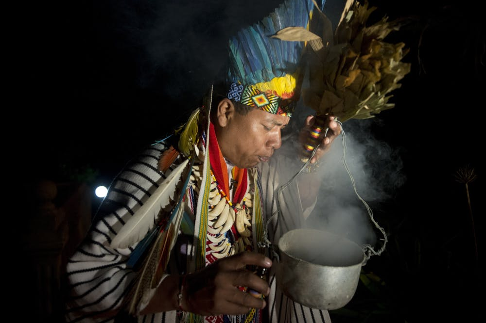 These Indigenous Cultures Use Psychedelics Instead of Popping Pills 4 of 6 These Bible Belt Christians Believe That Weed Is God's Perfect Medicine