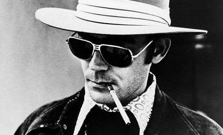 Hunter S Thompson marijuana Strains