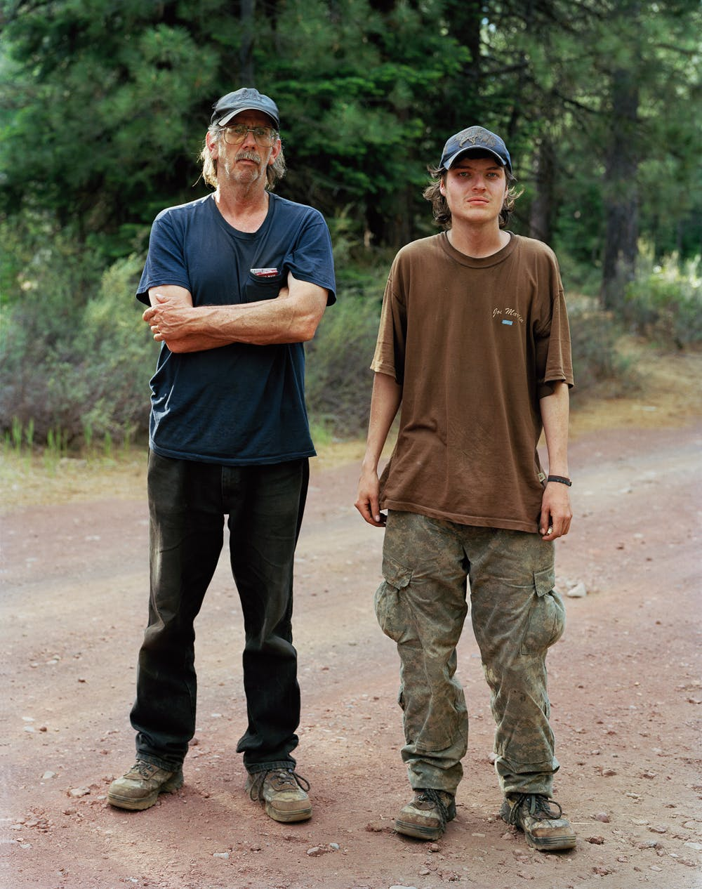 mushroom foraging 1300 per day erik johanson 36 of 42 These Bible Belt Christians Believe That Weed Is God's Perfect Medicine