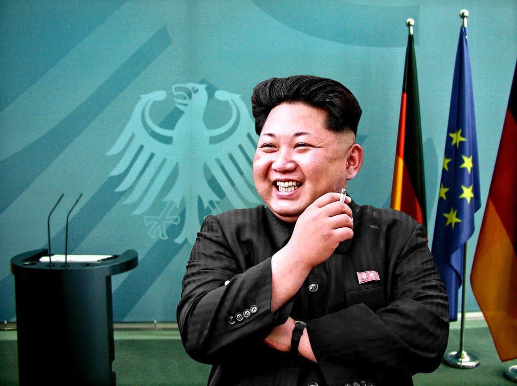 North Korea Marijuana