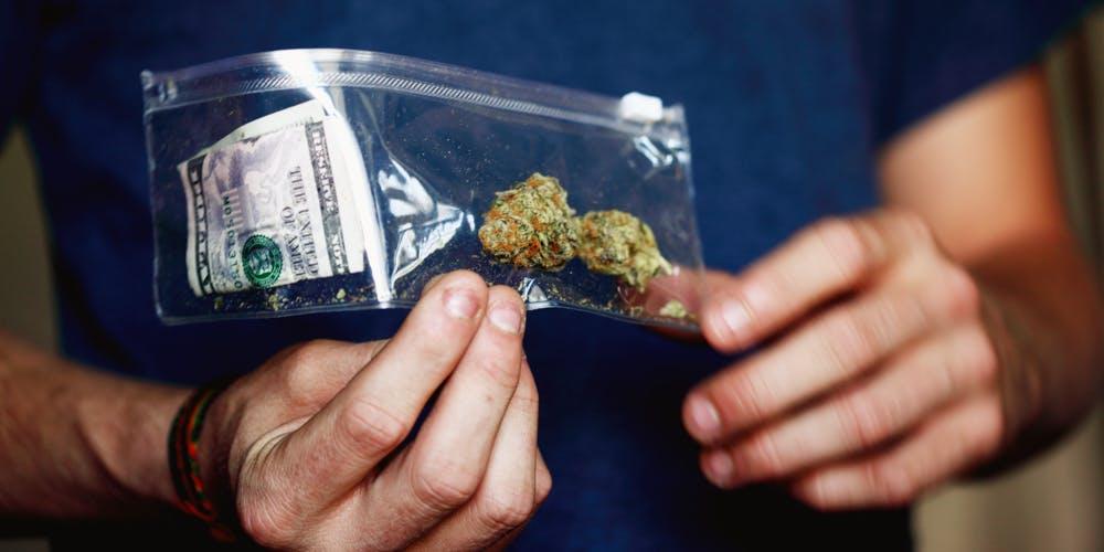 marijuana buy 10 dollars where to