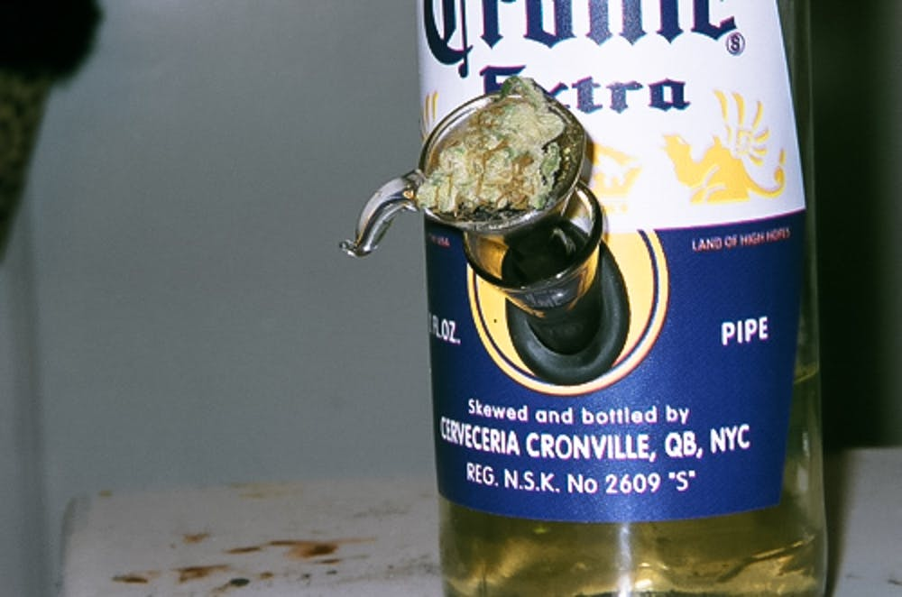 Corona is going to produce Cannabis infused Beer 3 of 3 People Are Being Arrested For Driving High, Even Though Theyve Never Smoked Weed